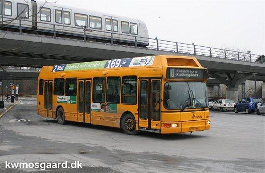 arriva bus silkeborg