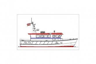Tegning: Svendborg Yacht Værft.