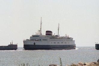 foto: Rødbyhavn, 06-1986, Kai W. Mosgaard ©;foto: Østersøen, Kai W. Mosgaard ©;
