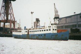 foto: Helsingør Værft, 01-1986, Kai W. Mosgaard;