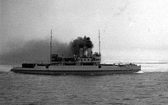 foto: Østersøen, 1941, Wikimedia;
