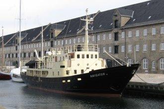 M/S Navigator i kanalerne bag Operahuset i København, den 4. marts 2012. Foto: Lars W. Budtz; Foto: København, Holmen, 16-03-2012, Kai W. Mosgaard; Foto: København, Holmen, 16-03-2012, Kai W. Mosgaard;