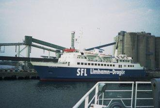 foto: Limhamn, juni 1983, Kai W. Mosgaard;foto: Øresund - Kai W. Mosgaard ©;