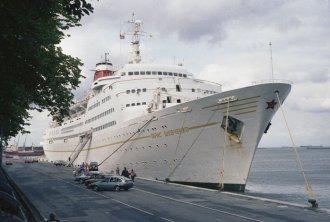 foto: Langelinie, København, 08-1985, Kai W. Mosgaard;